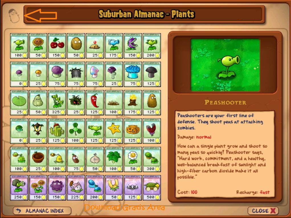 Plants Vs Zombie's