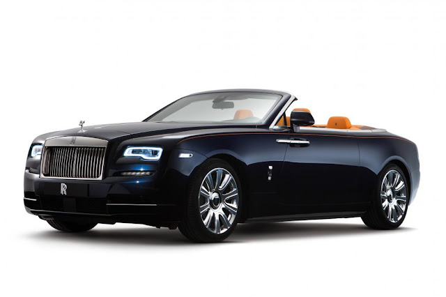 2016 best car Rolls-Royce Wraith Drophead Coupe