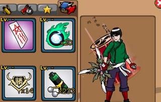 Update New Special Bug Tp (Talent Point) Ninja Saga Working