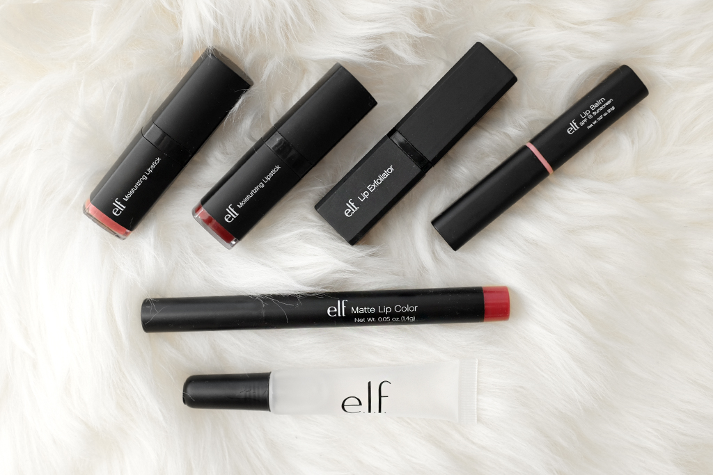 ELF Cosmetics Swatches and Reviews - Mini Penny Blog