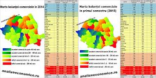 Cum arată topul județelor după soldul balanței comerciale externe