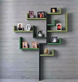 Ashbee design shelf design explosion many funky ideas for Funky shelving ideas