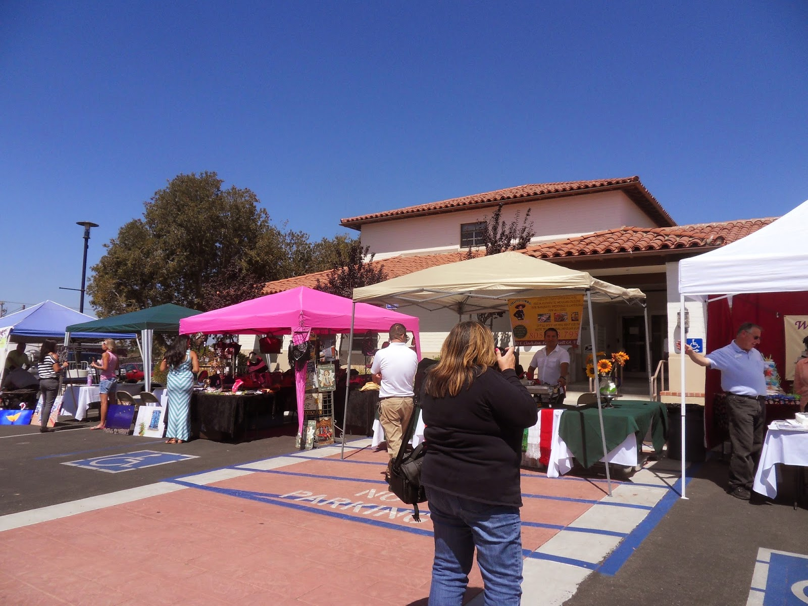 2014 Tour & Taste of The Valley, Orcutt, Ca USA