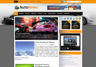 WP-Auto News WordPress Themes
