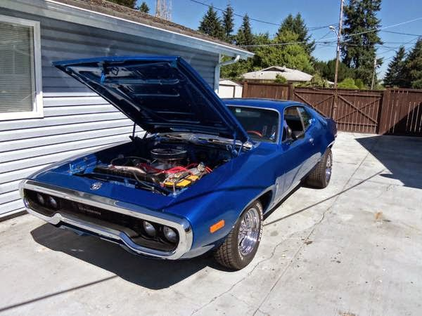 1972 Plymouth Road Runner 440 | Auto Restorationice