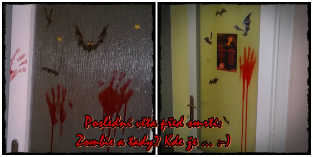 Blood, Zombie
