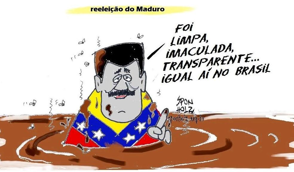 Maduro e podre