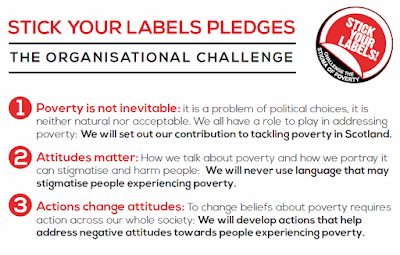 Stick Your Labels Campaign Orgnanisational Pledges 2015