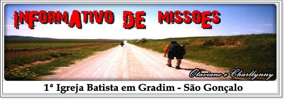 Missões: Ide e Pregai