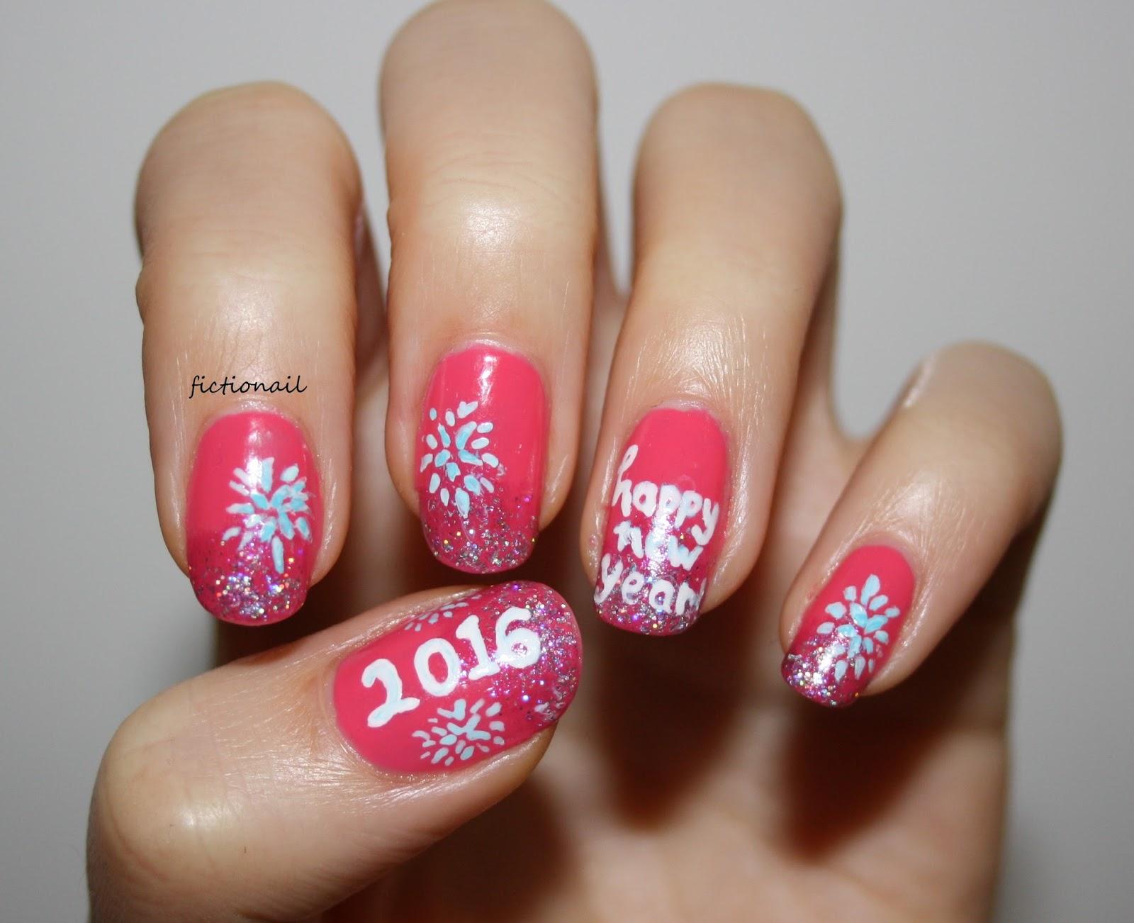Happy New Year Nails!