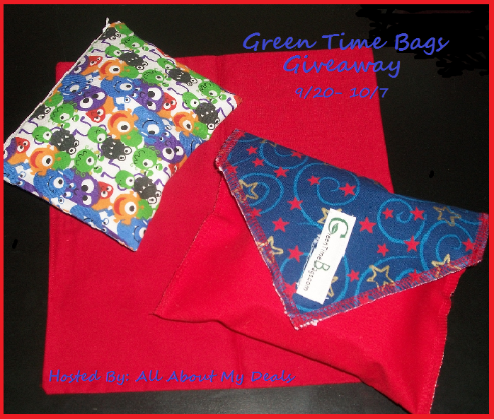 Green Time Bags