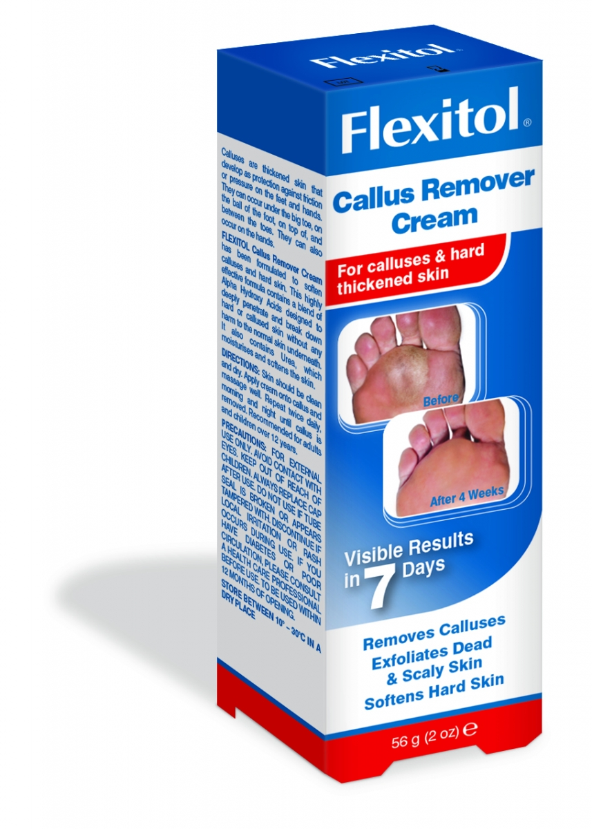 Taking Care of Your Feet with Flexitol
