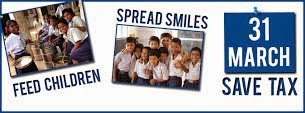 SAVE TAX @ Donate for Children..