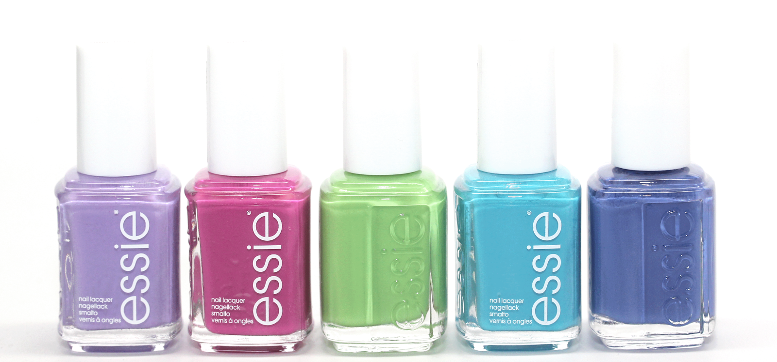 ESSIE NEON COLLECTION: REVIEW, PHOTOS & SWATCHES | Makeup Revolution