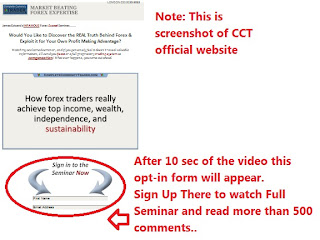 Knowledge to action forex seminar review
