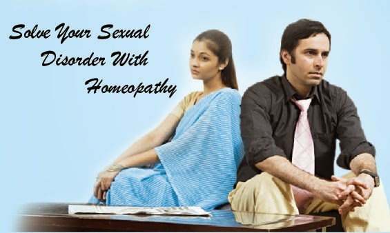 Homeopathy for sexual problems