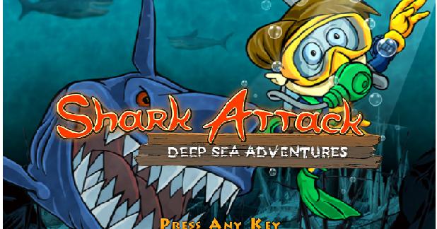 GAME MENYELAM PC SHARK ATTACK DEEP SEA ADVENTURES FREE ...