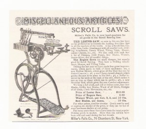 EVERYTHING YOU WANTED TO KNOW ABOUT SCROLLSAWS