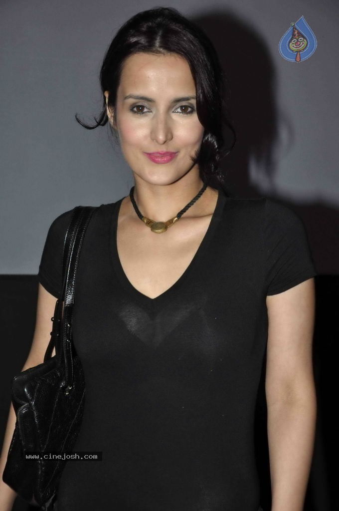 Tulip Joshi1 - Tulip Joshi at Recent Event in Black Top