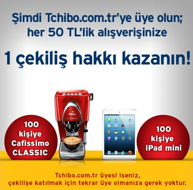 Tchibo, Alışveriş Kampanyası
