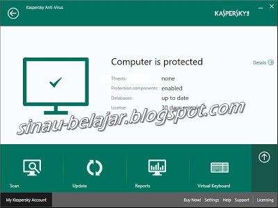 Download Kaspersky Internet Security 2014 dan Kaspersky Anti Virus 2014 Beta