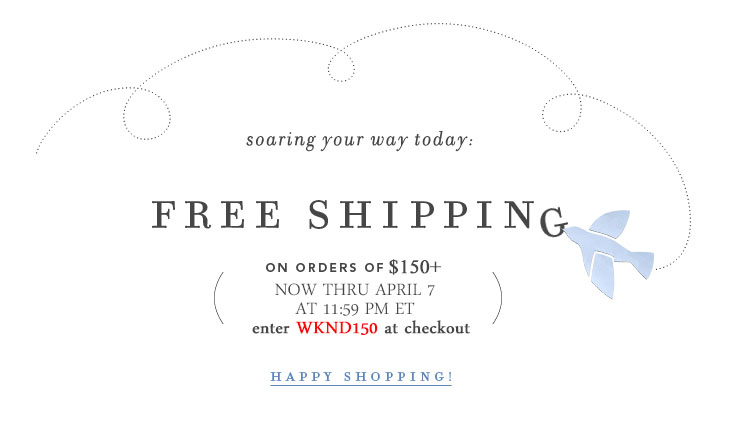 Anthropologie coupon code