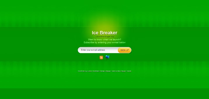 Ice Breaker Green