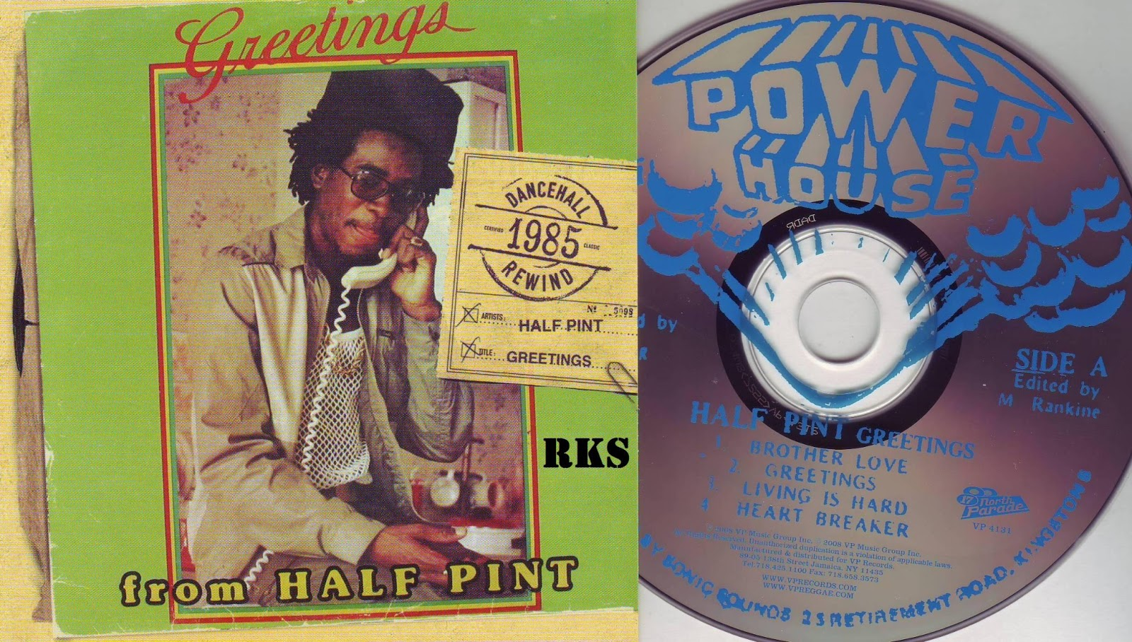 Compartilhandoreggaespot half pint half pint greetings m4hsunfo