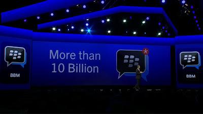 El día de ayer muchos rumores estaban circulando acerca de que BBM para iOS y Android podría llegar el día de hoy. Pero en la conferencia trimestral por parte de BlackBerry el CEO Thorsten Heins ha desmentido todos estos rumores. Hoy durante la conferencia trimestral de las ganancias por parte de BlackBerry no solo se toco el tema de la ganancias sino que también se hablo acerca de que BlackBerry OS 10 no llegará a la Tablet BlackBerry PlayBook. Muchas personas de prensa realizaron preguntas acerca de la disponibilidad de BBM para iOS y Android, El CEO de BlackBerry respondio