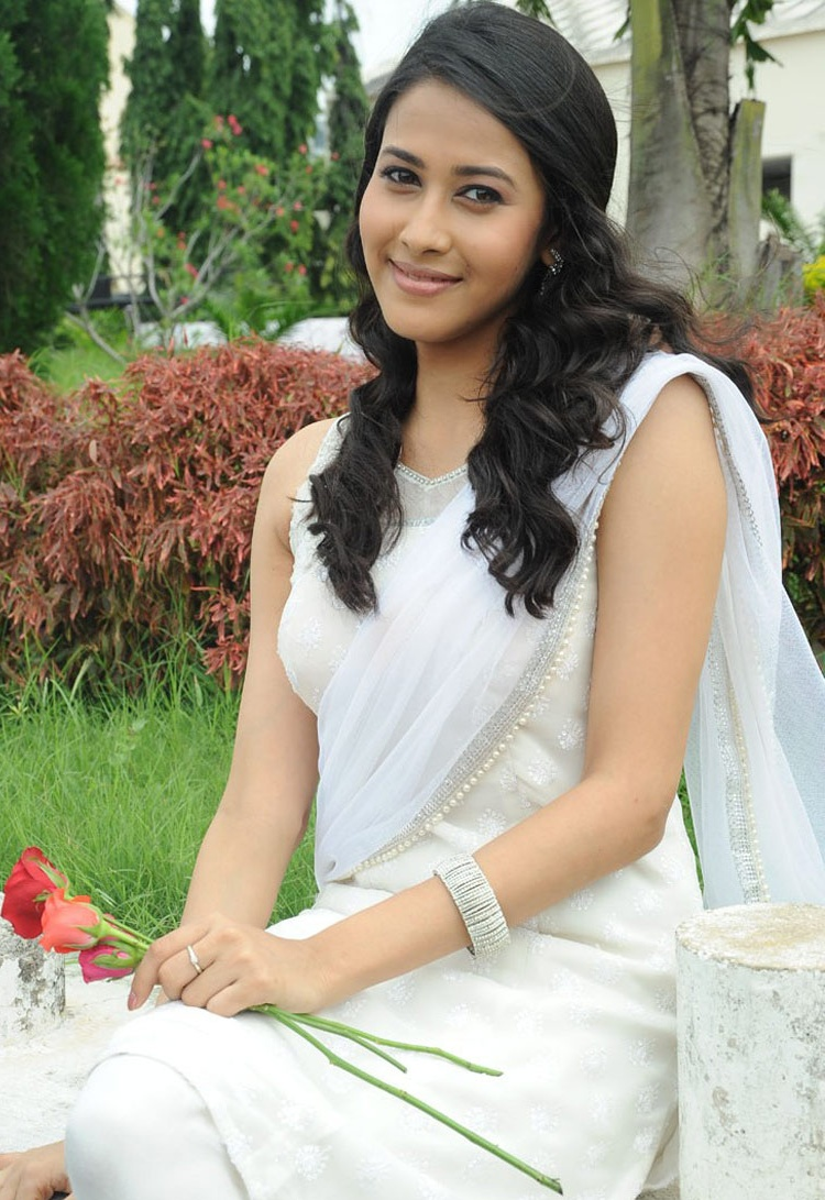 , Panchi Bora In White Hot Dress