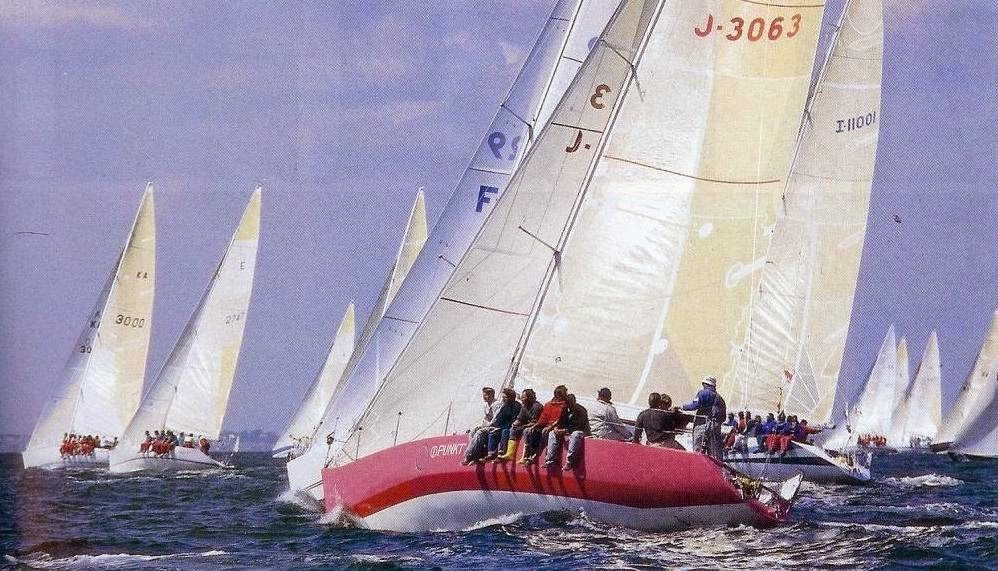 RB Sailing I Punkt Admirals Cup 1985 And 1987