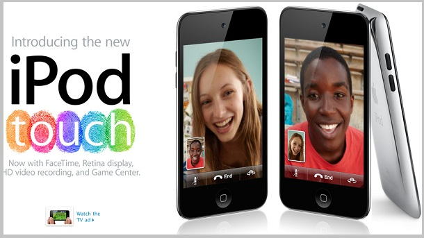 Facetime for iPod Touch