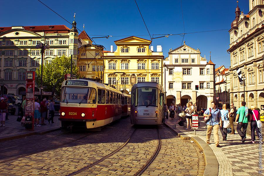 Чехия. Прага