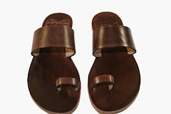 Handcrafted Brown Leather Sandals: effortlessly chic and affordable