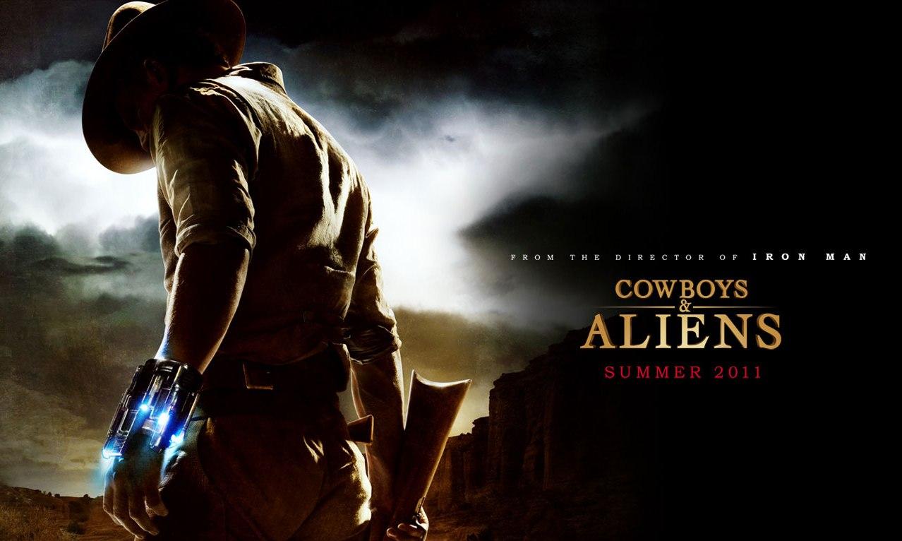 Nash & Sha: Cowboy Vs. Alien (6 Gambar)