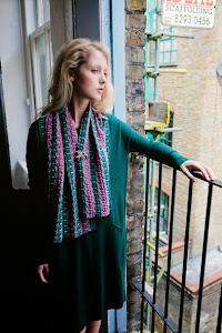 Inside Crochet issue 57 : stars scarf