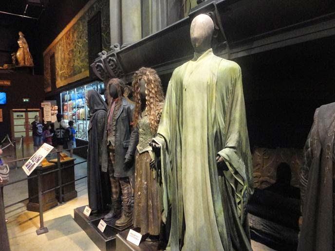 Voldemort e parceiragem - Visitando os Estúdios de Harry Potter em Londres