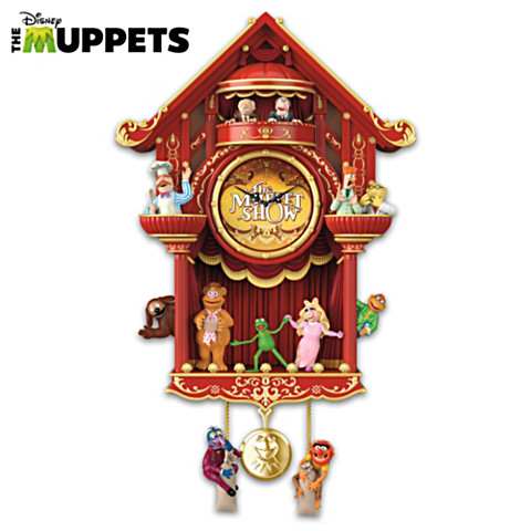Cuckoo Clocks of Hell Themed Cuckoo Clock