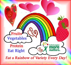 Eat more Fruit and Veggies!