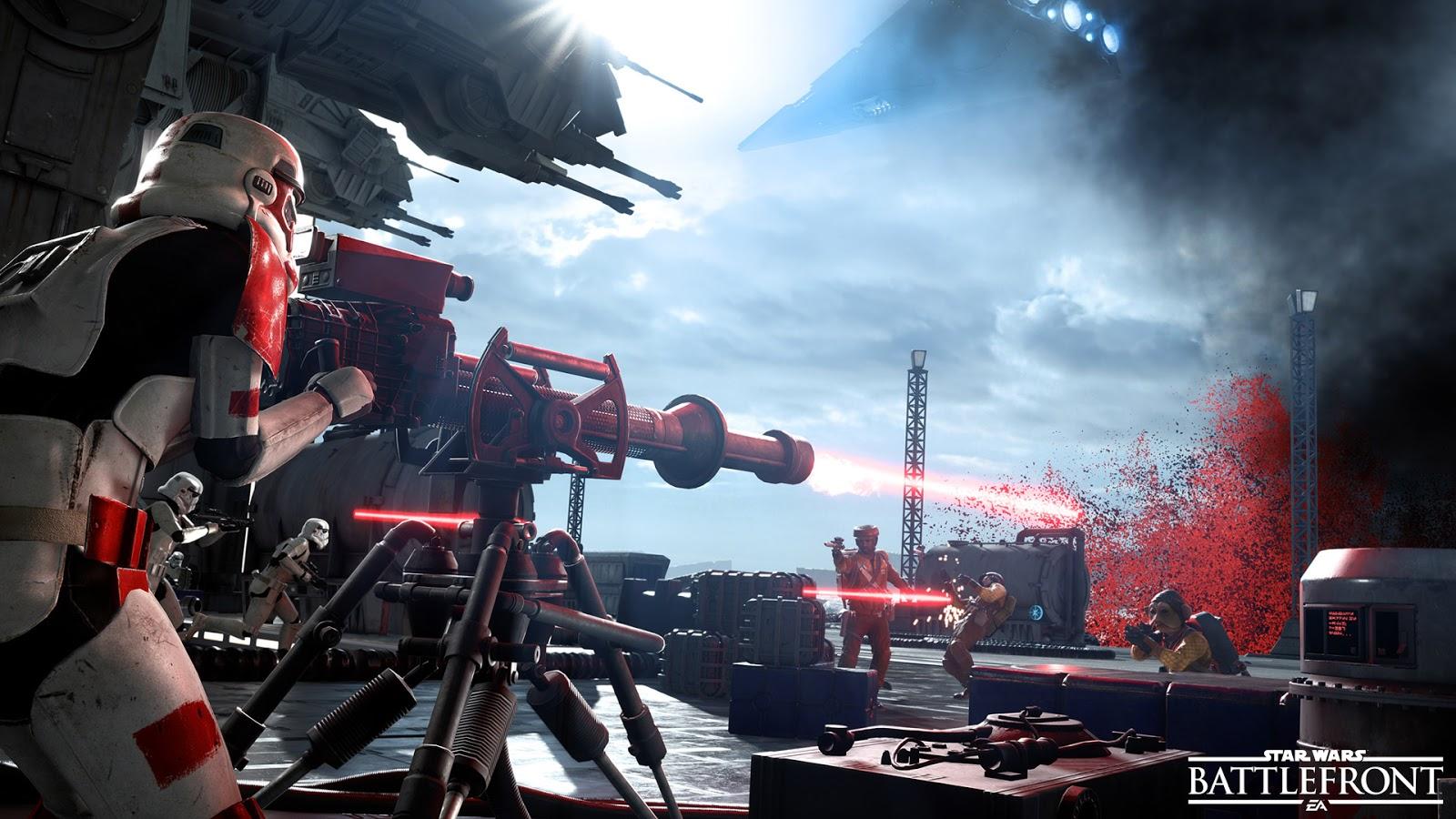 Star Wars Battlefront: 2 novos modos revelados e versão Beta estendida
