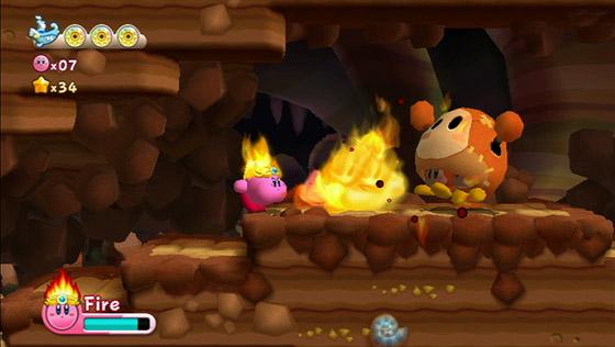 Vídeo e Imagens de Kirby's Return to Dreamland (Wii). Dreamland-8