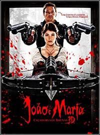 João e Maria Caçadores de Bruxas Legendado Rmvb TS