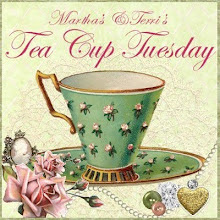 Martha's Favorite Tea Cup Tuesday
