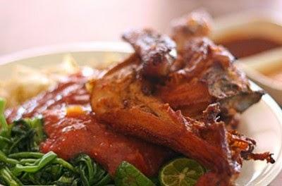 Resep Ayam Taliwang