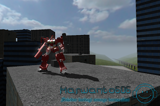 Download Mod Robot Ultimate Knight Windom XP