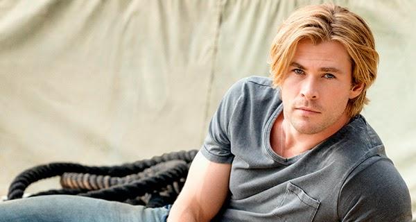 Chris Hemsworth, hombre mas sexy 2014 según revista People