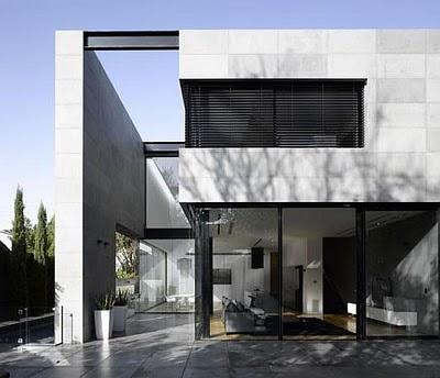 Casa de este alojamiento diseno de casas minimalistas for Diseno casas minimalistas economicas