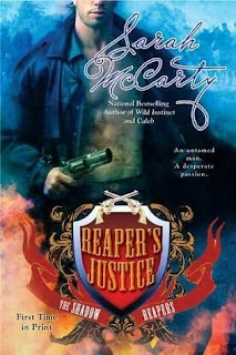 Guest Review: Reaper's Justice by Sarah McCarty