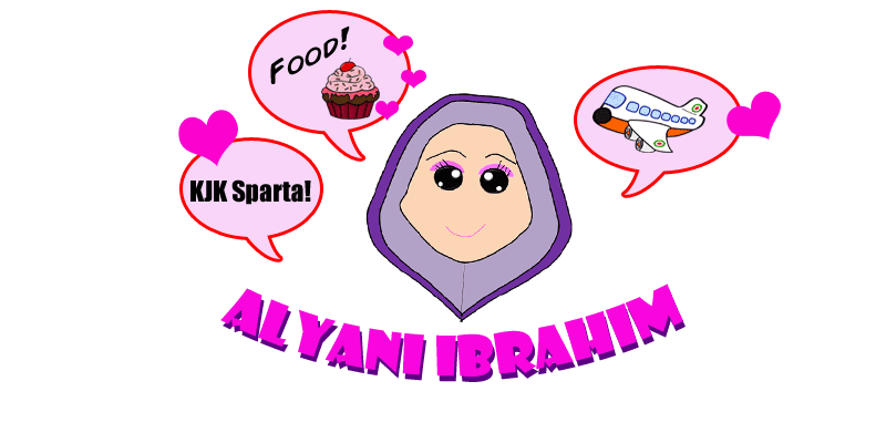 Alyani Ibrahim - Love Food. Love Travel. Love Sparta Kook.