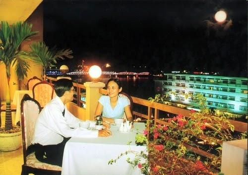 Sky bar khách sạn Ngọc Hương Huế